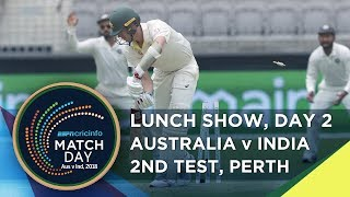 Lunch show: 'The second innings could be Murali Vijay's last chance' - Laxman