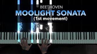Скачать Beethoven Moonlight Sonata 1st Movement