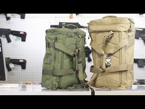Condor Outdoor Gear - Colossus Duffle Bag, Centurion Duffel Bag Review
