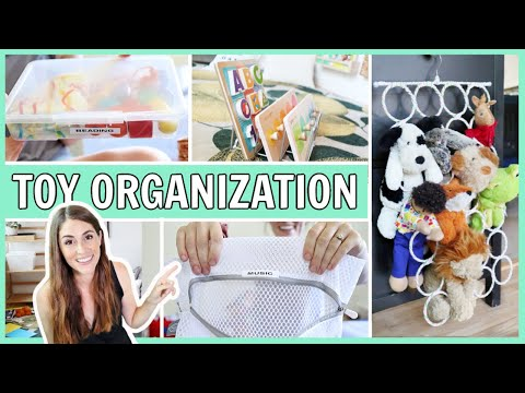 10 Easy Steps for Rotating Kids Toys for much better Organization