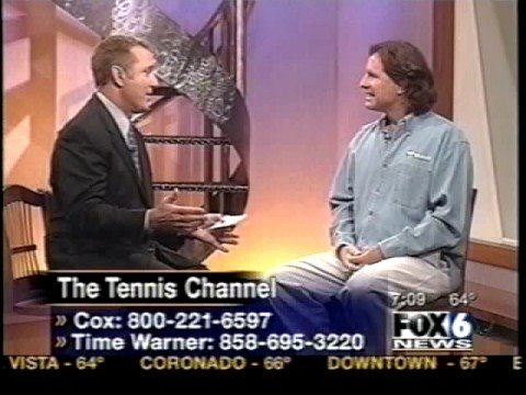 Steve Bellamy-FOX News XETV San Diego Acura Classic Interview