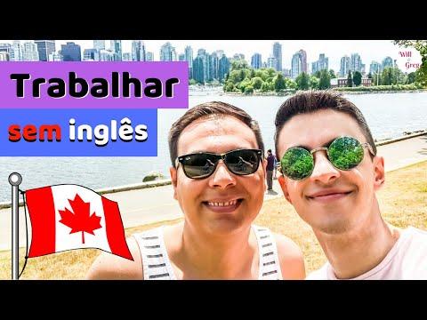 6 EMPREGOS FÁCEIS de conseguir SEM INGLÊS no Canadá