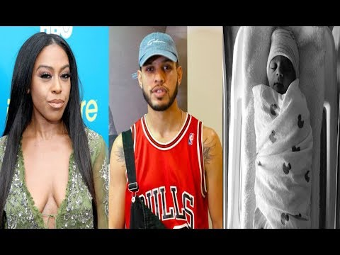 Sarunas J. Jackson Claps Back At 'Insecure'  Who Think He Dissed His Baby Mama DomiNque Perry