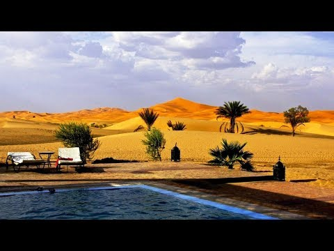 Top10 Recommended Hotels In Merzouga, Morocco