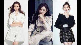 Trương Thiên Ái - 张天爱 - Zhang Tian Ai Fashion Style