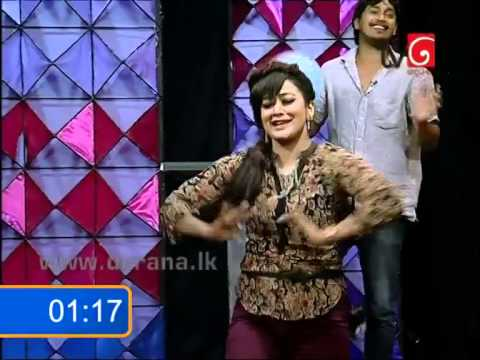 Anusha Damayanthi vs Chillie - Best Dance