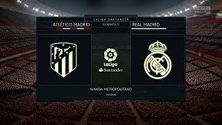 ATLETICO MADRI VS REAL MADRID |DERBY| 18/11/2017 - FIFA 18 Predicts by Pirelli7
