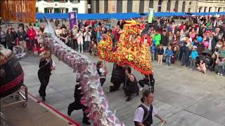 Mondfest Bern 2017 EnergieOase® & Chin-Woo