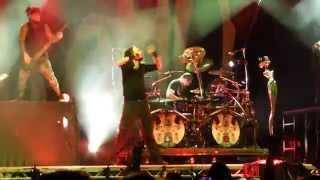koRn - Spike In My Veins live (Köln 2015)