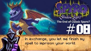 Spyro: Shadow Legacy #8 - The End of Classic Spyro? [NDS, 2005]