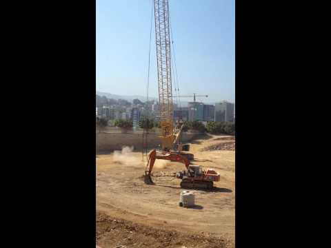 Dynamic compaction civil engineering lebanon