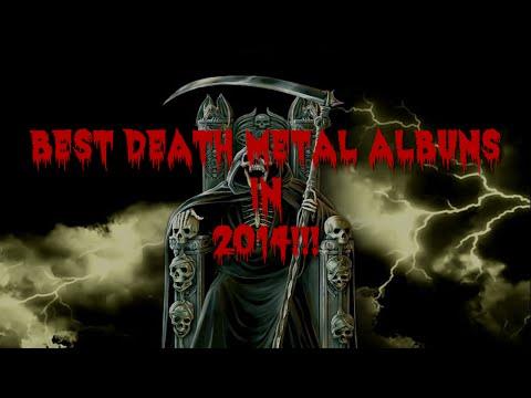 Best Death Metal Albums in 2014!!!