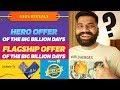 Asus Zenfone Offers for Flipkart Big Billion Day - Hero Offers! Insane Pricing🔥🔥🔥