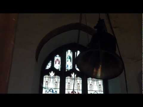Raising The New Bells at All Saints Church High Wycombe Part I