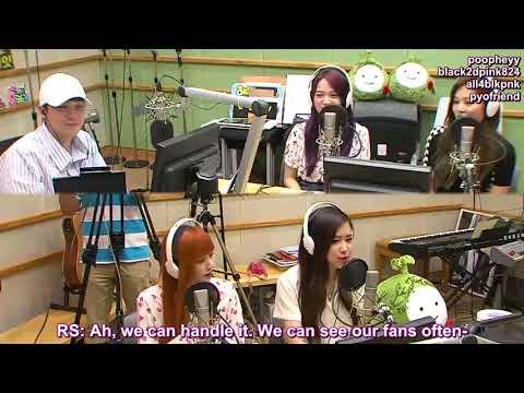 [ENG SUB] [FULL] 20170704 BLACKPINK on Lee Hongki's Kiss The Radio