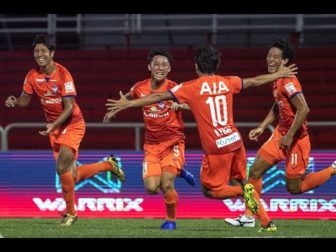 2019 AIA Singapore Premier League: Albirex Niigata (S) vs Young Lions