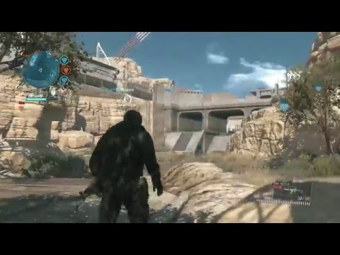 Metal Gear Online 3 PC Beta || Cloak and Dagger-Gray Rampart | Day and Night