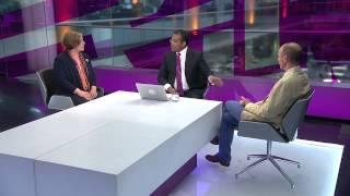 Daniel Hannan versus Labour's Emily Thornberry on the EU