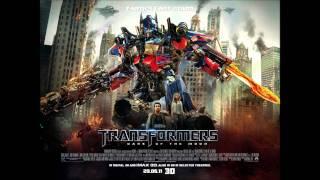 Linkin Park - Iridescent - Transformers 3 Dark of the Moon HD