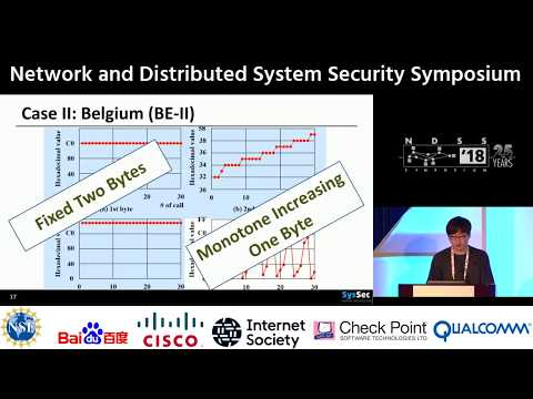 NDSS 2018 - GUTI Reallocation Demystified: Cellular Location Tracking with Changing Temp Identifier