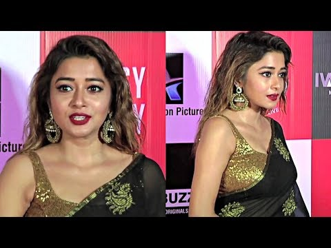 Uttaran Actress Tina Dutta At  Bengali New Year Celebration