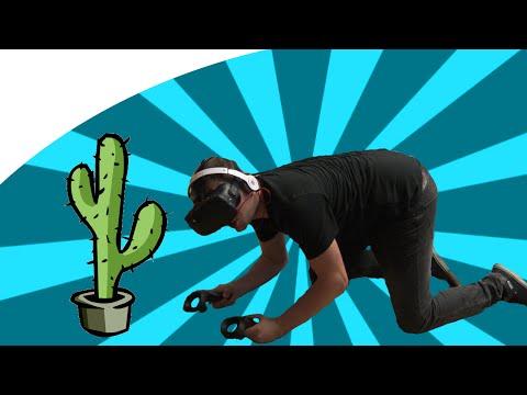 VIRTUAL REALITY GAAT TE VER! (HTC Vive)