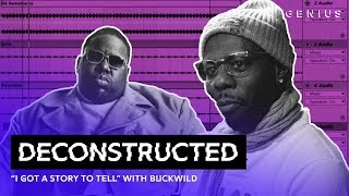 "Download The Making Of The Notorious B.I.G.'s ""I Got A Story To Tell"" With Buckwild 