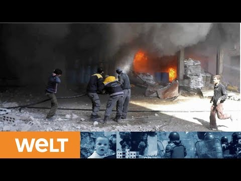 Alle gegen alle: Dramatische Eskalation der Gewalt in Syrien