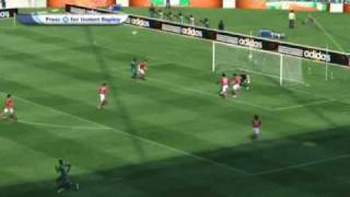 2010 FIFA World Cup - Nigeria vs Korea Republic - Part 1