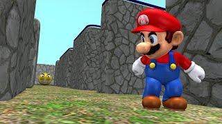 Repeat youtube video Pacman vs Super Mario