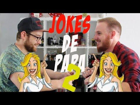 Jokes de Papa 2 : Spéciale BLAGUES DE BLONDES (Tu ris, tu perds!)