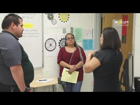 McAllen ISD high schools celebrate open house