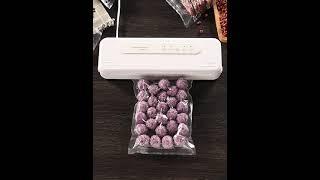 비닐 실링 진공 포장 봉인기 밀봉기 접착기 포장 기계