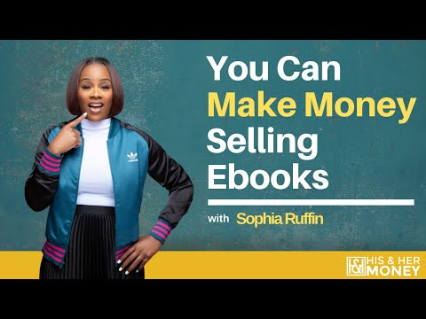 How To Make Passive Income Selling Ebooks Online