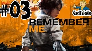 Remember Me - Gameplay ITA - Prima ora di gioco Parte 3/3 - Final Release
