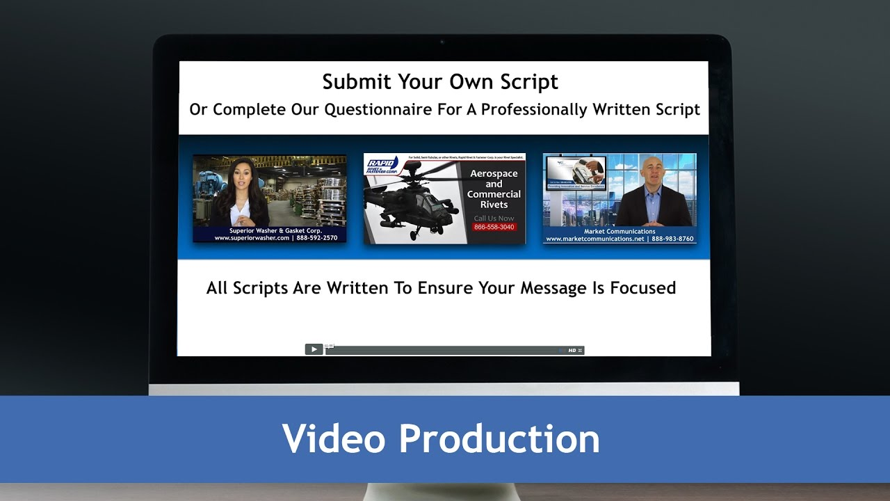 Web Video Production: Affordable Services