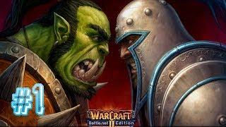 Играем в: WarCraft 2 Battle.net Edition #1