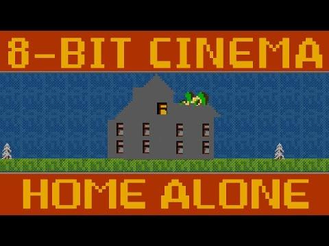 Home Alone - 8 Bit Cinema