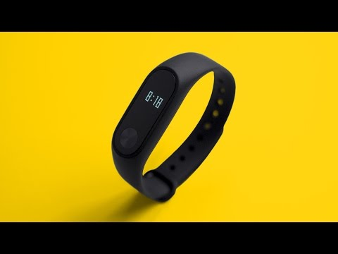 Xiaomi Mi Band 2 Review!