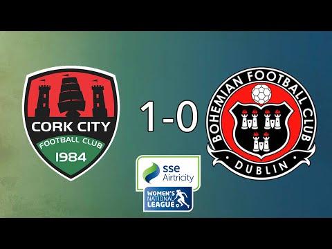 WNL GOALS GW12: Cork City 1-0 Bohemians