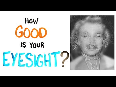 How Good Is Your Eyesight? (TEST)