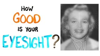 How Good Is Your Eyesight? (TEST)(Who do you see? More AMAZING illusions: http://bit.ly/asapillusion SUBSCRIBE! (it's free) http://bit.ly/10kWnZ7 GET THE BOOK: http://asapscience.com/book/ ..., 2015-04-02T14:14:10.000Z)