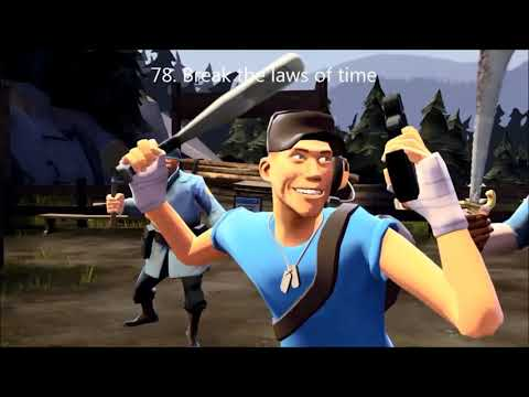 300 Ways to Die in Team Fortress 2 [SFM, 3 Compilations in 1