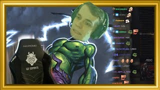 Thijs Chair vs. Twitch Chat - Pog or LUL? You Decide!