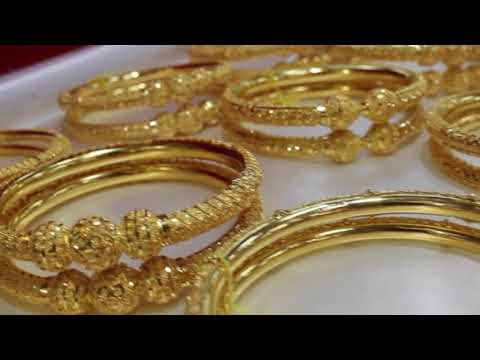 Latest Gold Jewelery designs collection by Mumtaz jewellers