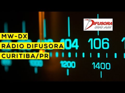 Rádio Difusora - Curitiba/PR