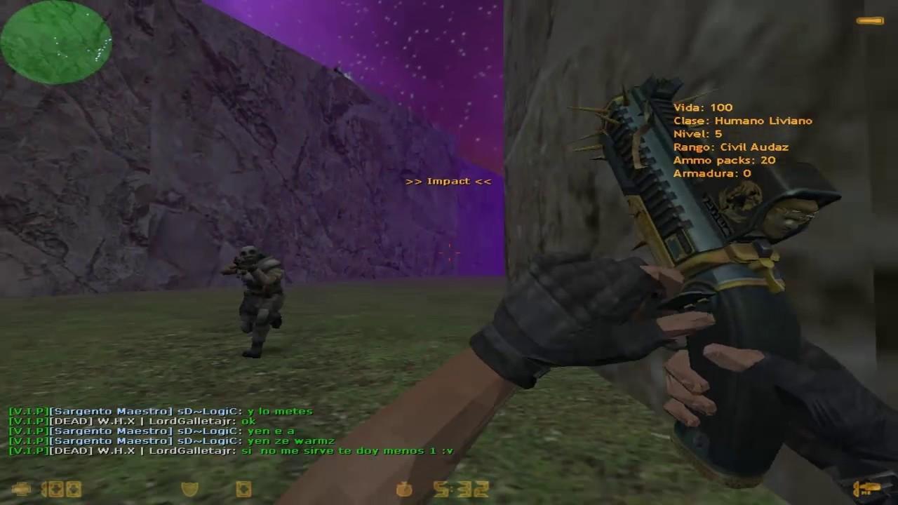 Download Jugando Zombie Escape CS 1.6 [Parte 1] / LOQUENDO