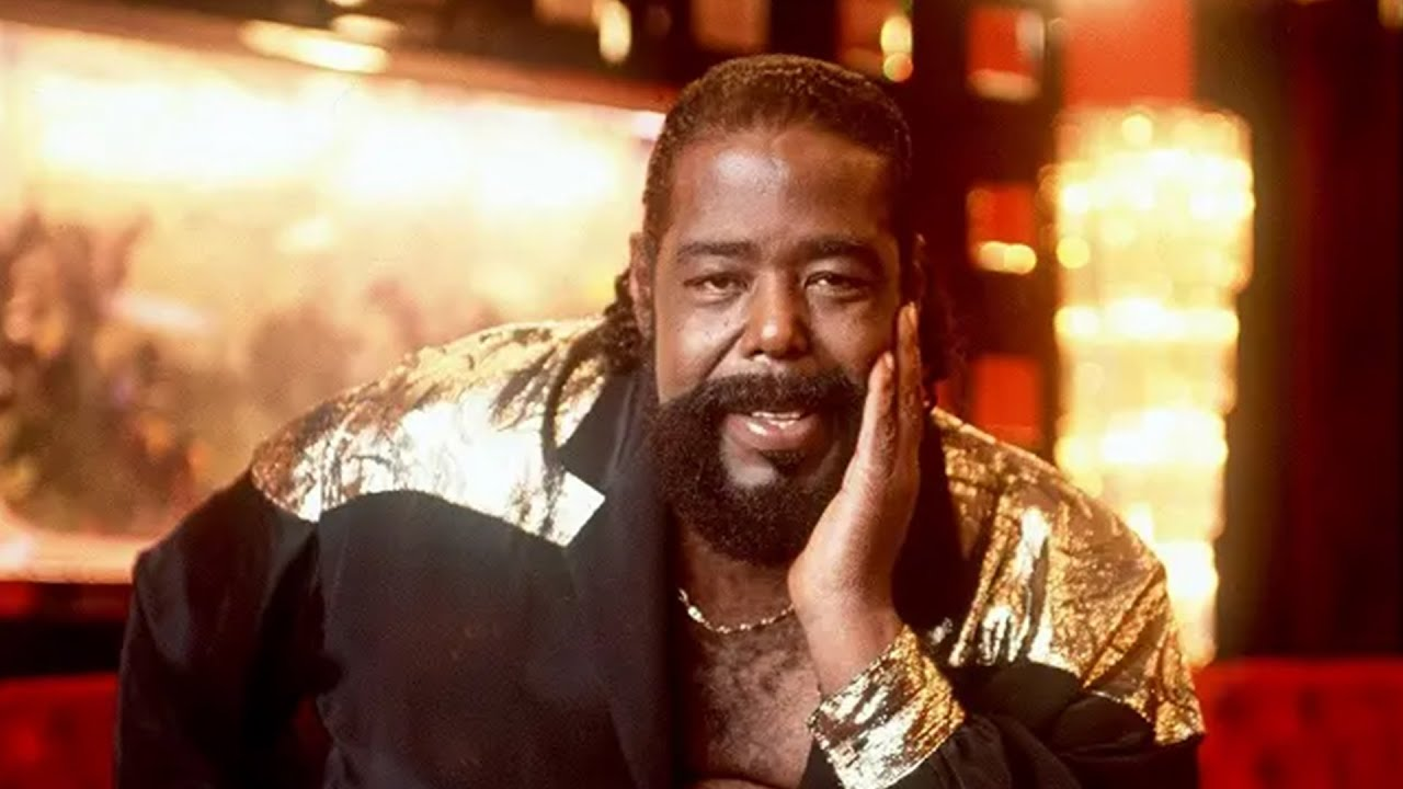 Muzikale helden: Barry White - My first, my last. My everything.