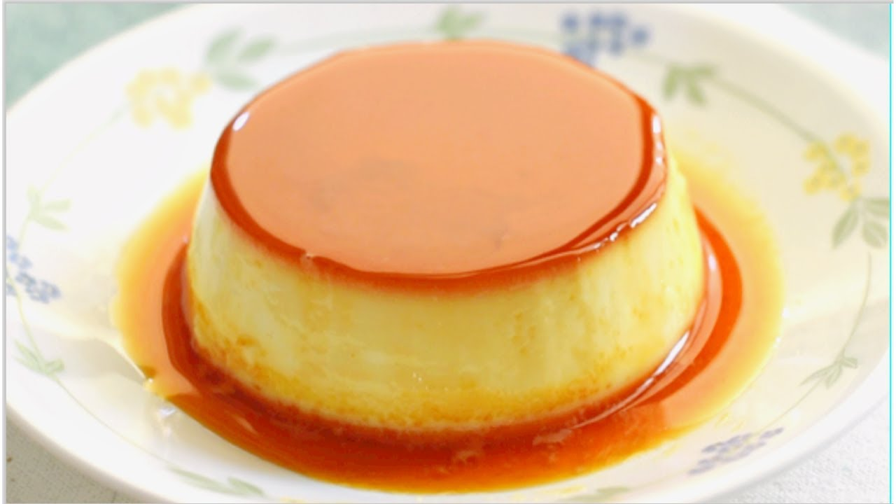 Easy Flan Creme Caramel In 3 Simple Steps Youtube
