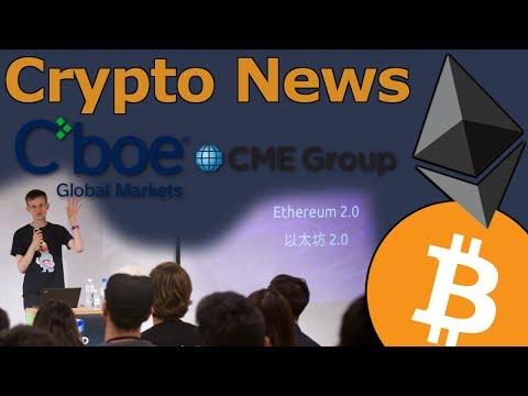 66MIO$ BTC Future Volumen + CryptoKitties & Ethereum 2.0